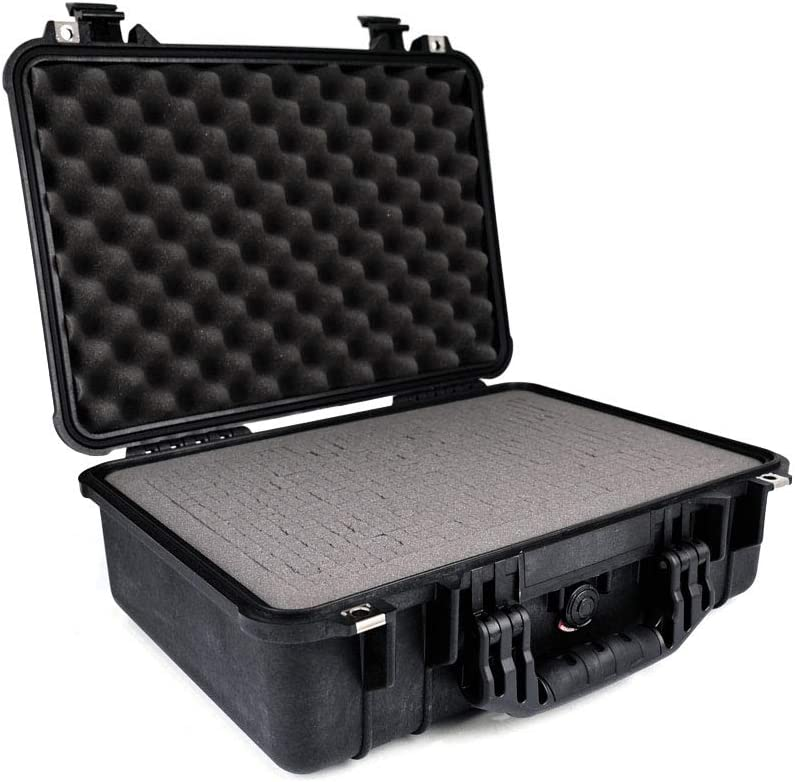 Peli 1500 Wasserdichter Koffer Ip67 Rated 19l Kamera