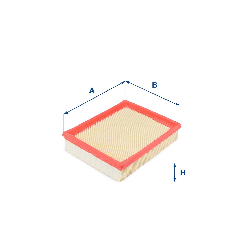 Ufi Filters 30.117.00 Filtro De Aire