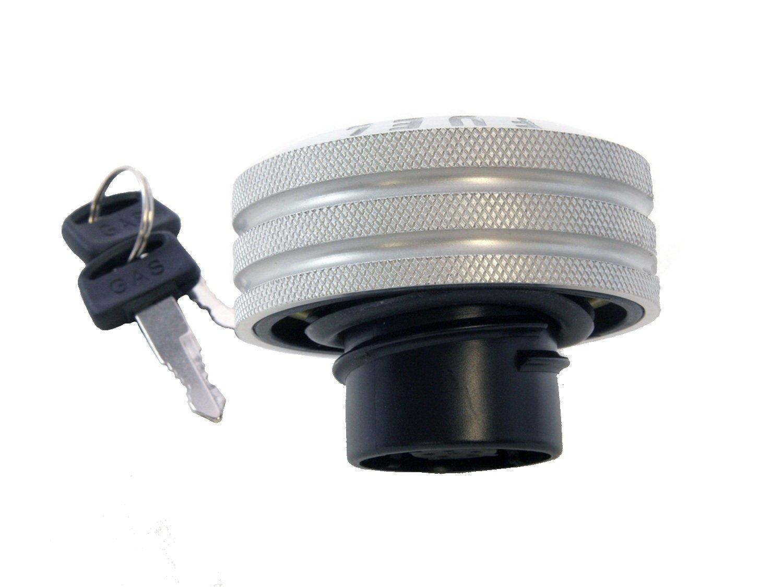 Drake Off Road JP-190005-BL Locking Fuel Cap