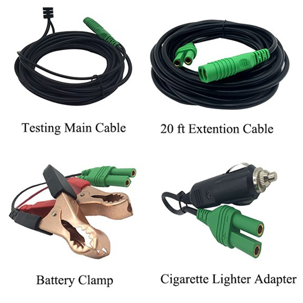 YANTEK YD208 Car Electrical System Diagnostic Tool Circuit Tester for All Cars by YANTEK (Image #3)
