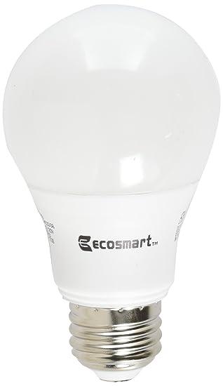 Amazon.com: EcoSmart foco de luz LED atenuable, Energy Star ...