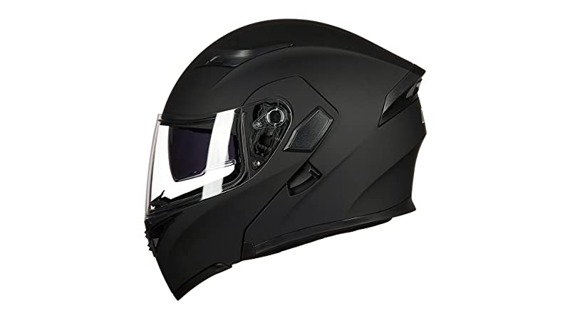 ILM Motorcycle Modular Helmet LED