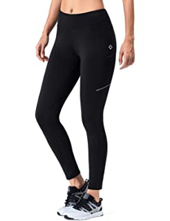 hot-selling real shop for official pretty and colorful Amazon.com: BALEAF Women's Fleece Lined Leggings Yoga Pants ...