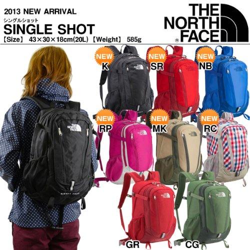Single Shot (ノースフェイス) NM71603 [シングルショット] THE NORTH FACE