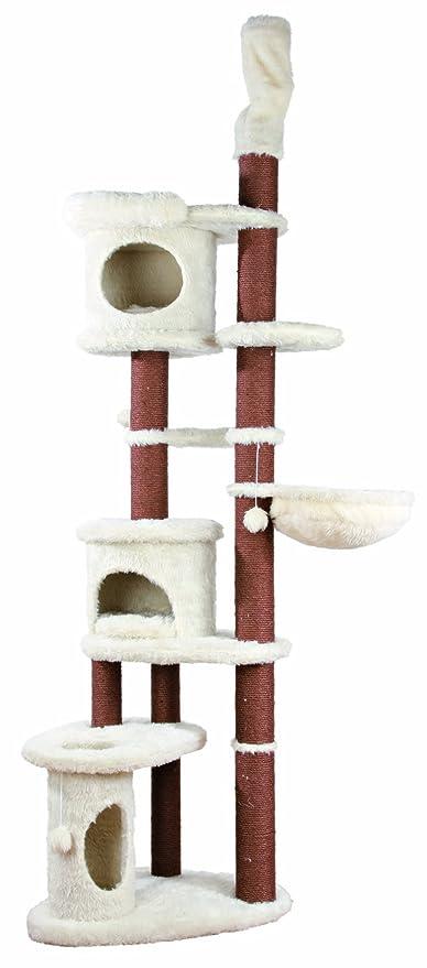 Rascador para gatos / arbol TRIXIE Olivia 220-250 cms. Beige