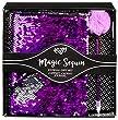 S.Lab Magic Sequin Journal Gift Set - Purple/Silver