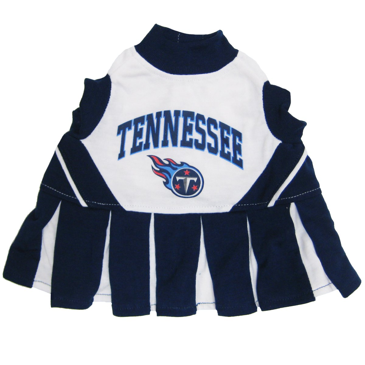 Amazon.com   Tennessee Titans NFL Cheerleader Dress For Dogs - Size Medium    Pet Supplies ea02220ae