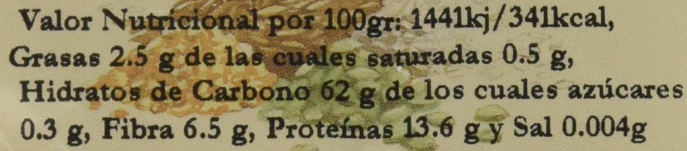 Bionsan Harina de Kamut - 500 gr: Amazon.es: Alimentación y bebidas