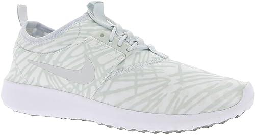 Nike WMNS Juvenate Print, Chaussures de Sport Femme, Blanc