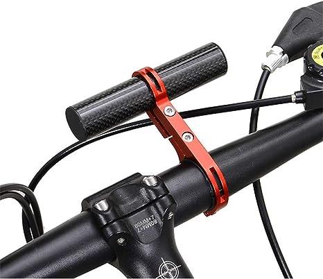 LANDOR Extensión de Bicicleta de Fibra de Carbono Manillar ...