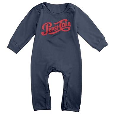 Amazon com: Pepsi-cola Logo 1940 Baby Onesie Bodysuit Infant