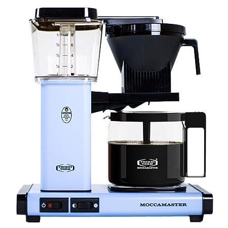 Moccamaster KBG 741 AO azul cielo - Cafetera 10 tazas - 1 ...