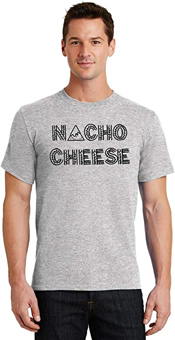 Cheese Nachos Cheddar Pet Tee Shirt or Tank Top