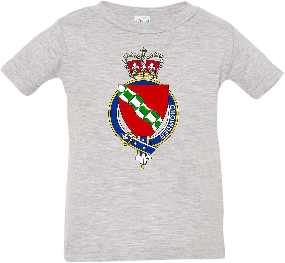 Tenacitee Babys English Garter Family Crowder Shirt