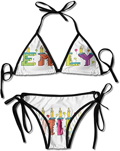 Awesome Amazon Com Swimsuit Tops With Sleeves Birthday Cake With Cheerful Funny Birthday Cards Online Sheoxdamsfinfo