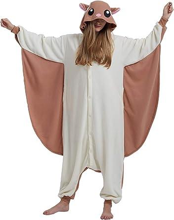 DarkCom - Pijamas de Animales para Mujer, Vestido Elegante, Novedad, Cosplay, Navidad, Disfraces de Halloween