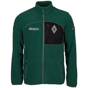 Kappa para Hombre (Tejido de Forro Polar) Chaqueta de Forro Polar, Otoño-Invierno, Hombre, Color 323 Irland Green, tamaño Medium: Amazon.es: Deportes y aire ...