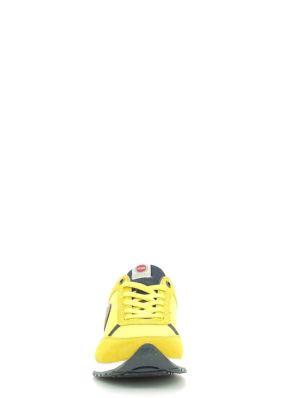 2775f12c98c367 Colmar TRAVIS colors 029, SNEAKERS, UOMO, YELLOW/NAVY BLU (40): Amazon.it:  Scarpe e borse
