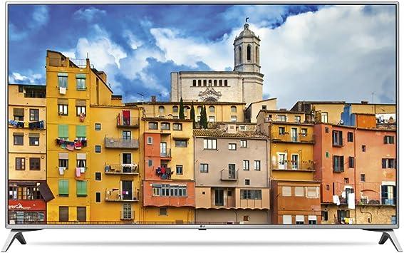 LG 60UJ6519 - Televisor de 151 cm (60 pulgadas) (Ultra HD, sintonizador triple, Active HDR, Smart TV): Amazon.es: Electrónica