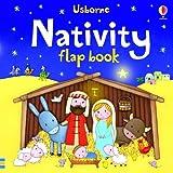 Nativity Flap Book (Usborne Flap Book)