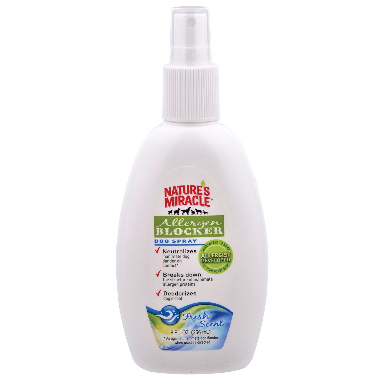 Amazon Com Allergy Asthma Clean Allergen Spray Pet Dander Dust Mites Cockroach Allergen 33 8oz Health Amp Personal Care