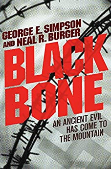 Blackbone by [Simpson, George E., Burger, Neal R.]