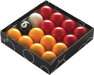 Only Sports rouage POWERGLIDE rouge et jaune standard Boules de Billard - Toutes les tailles (16 piece) NOUVEAU