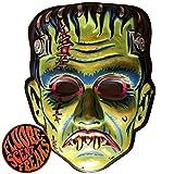 Retro-a-go-go! Son-of-Frankie Vac-Tastic Plastic Mask Wall Decor