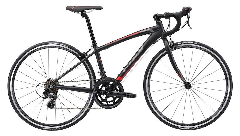 FUJI(フジ) ACE 650 MATT BLACK 子供用ロードバイク 2018年モデル 18AC65BK MATT BLACK B075SYXK2C