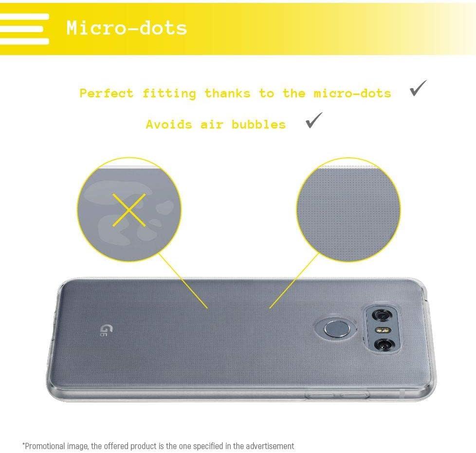 Funnytech/® Funda Silicona para Samsung Galaxy S9 Plus Textura Azulejos Desgastado Colores Variados 2 Gel Silicona Flexible, Dise/ño Exclusivo