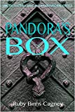 Front cover for the book Pandora's Box - A Detective Macaulay Homicide Case by Ruby Binns-Cagney