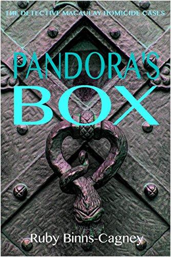 Pandora's Box - A Detective Macaulay Homicide Case