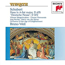 Deutsche messe d 872 german mass deutsche for Bruno heilig