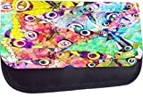 Rosie Parker Inc. TM Pencil Case Made in the U.S.A.- Abstract Butterflies Print Design
