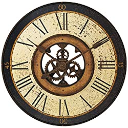 Howard Miller 625542 Brass Works Clock