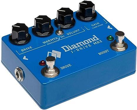 Diamond Guitars J-Drive MK3 - Pedal para guitarra: Amazon.es ...