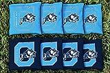 NCAA Citadel Military Bulldogs Unisex 852694Cornhole Bag Set (All Weather), Multicolor, One Size