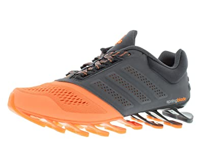 outlet store 741fa e6549 Adidas Springblade Drive 2 W Running Women s Shoes Size Flash  Orange Onix Silver Metallic 10.5 B(M) US  Amazon.in  Shoes   Handbags
