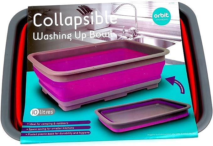 Fregadero plegable, ideal para camping (los colores pueden ...