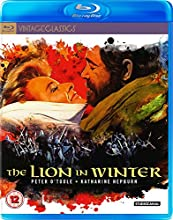 Lion In Winter. The (Digitally Restored) [Edizione: Regno Unito] [Reino Unido] [Blu-ray]