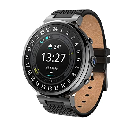 Amazon.com: Smart Watch Android 5.1 OS MTK6580 Quad Core 1.3 ...