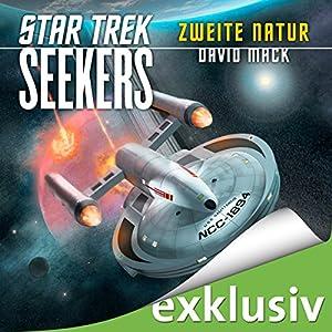 Zweite Natur (Star Trek: Seekers 1) Hörbuch von David Mack Gesprochen von: Maximilian Laprell