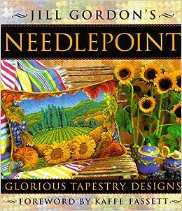 Jill Gordon's Needlepoint: Creative Tapestry Designs: Jill Gordon ...
