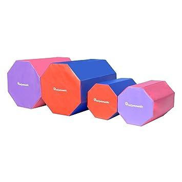 Amazon.com: PreGymanstic - Esterilla de gimnasia octogonal ...