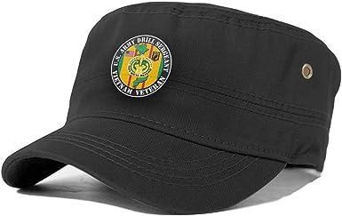 US Army Sergeant Veteran Unisex Adult Hats Classic Baseball Caps Peaked Cap