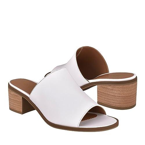 Perugia Suecos para Mujer simipiel Blanco 55122  Amazon.com.mx  Ropa ... ae77ab900af0e