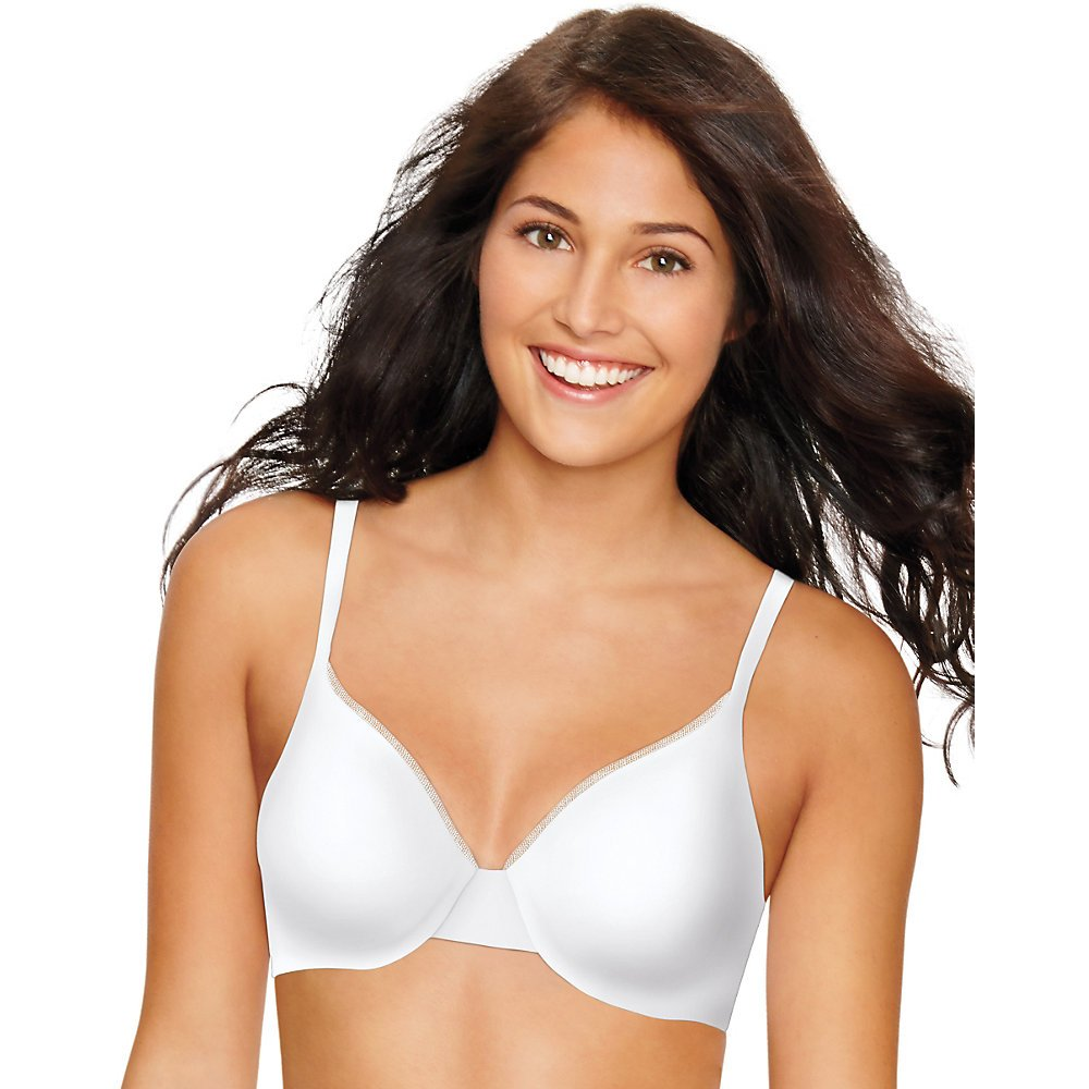 Hanes Ultimate ComfortBlend T-Shirt Underwire