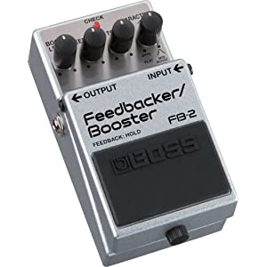 BOSS FB-2 Feedbacker Booster