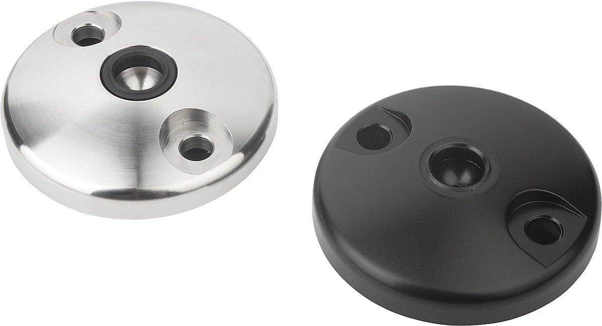 D Stainless Steel k0416.40802 Tilt Anti-Slip Plate Form Pack of 1