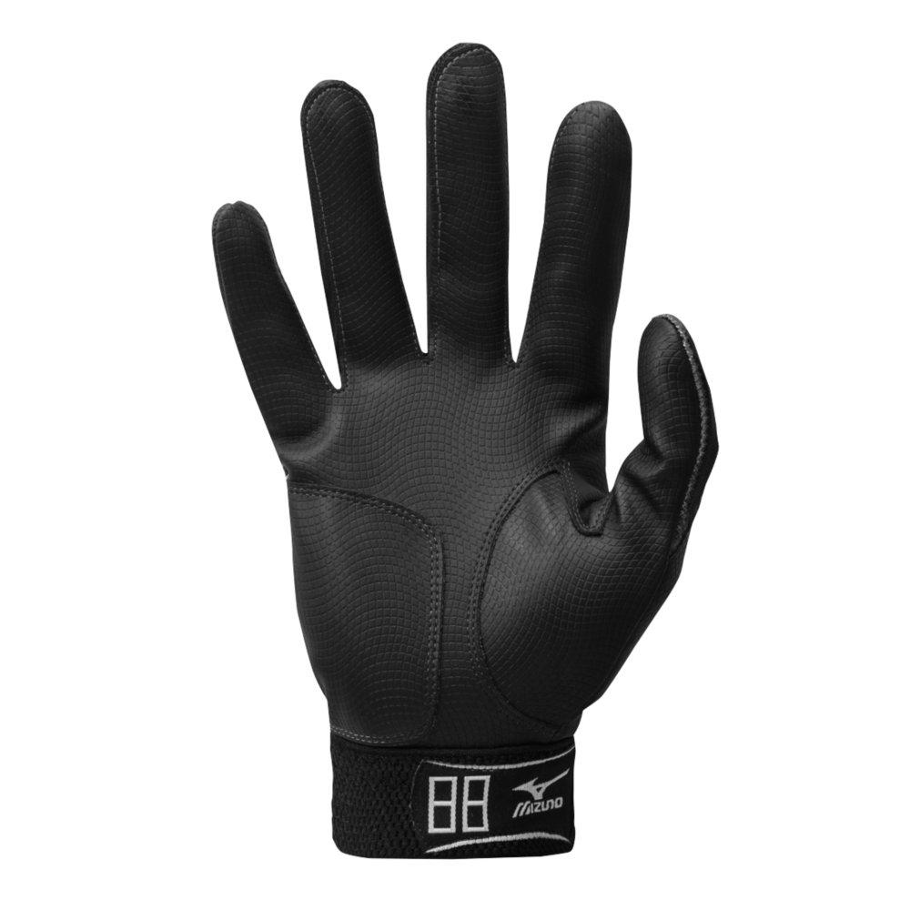 Black batting gloves - Amazon Com Mizuno Franchise Batting Glove Baseball Batting Gloves Sports Outdoors